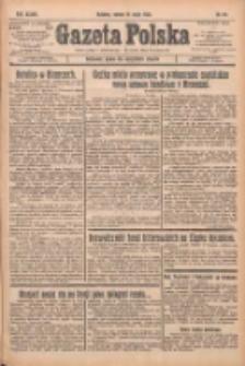 Gazeta Polska: codzienne pismo polsko-katolickie dla wszystkich stanów 1933.05.13 R.37 Nr111