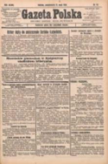 Gazeta Polska: codzienne pismo polsko-katolickie dla wszystkich stanów 1933.05.15 R.37 Nr112