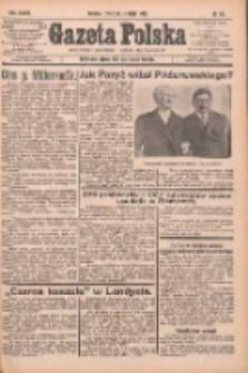 Gazeta Polska: codzienne pismo polsko-katolickie dla wszystkich stanów 1933.05.18 R.37 Nr115