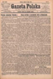 Gazeta Polska: codzienne pismo polsko-katolickie dla wszystkich stanów 1933.05.19 R.37 Nr116