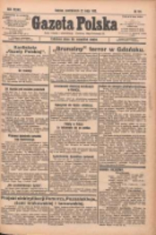 Gazeta Polska: codzienne pismo polsko-katolickie dla wszystkich stanów 1933.05.22 R.37 Nr119