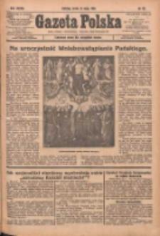 Gazeta Polska: codzienne pismo polsko-katolickie dla wszystkich stanów 1933.05.24 R.37 Nr121