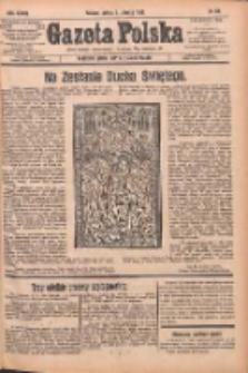 Gazeta Polska: codzienne pismo polsko-katolickie dla wszystkich stanów 1933.06.03 R.37 Nr129