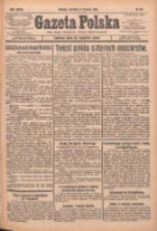 Gazeta Polska: codzienne pismo polsko-katolickie dla wszystkich stanów 1933.06.08 R.37 Nr132