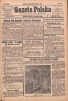 Gazeta Polska: codzienne pismo polsko-katolickie dla wszystkich stanów 1933.06.19 R.37 Nr140