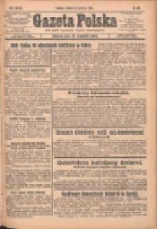 Gazeta Polska: codzienne pismo polsko-katolickie dla wszystkich stanów 1933.06.24 R.37 Nr145