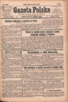 Gazeta Polska: codzienne pismo polsko-katolickie dla wszystkich stanów 1933.06.30 R.37 Nr149