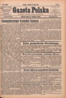 Gazeta Polska: codzienne pismo polsko-katolickie dla wszystkich stanów 1933.07.13 R.37 Nr160
