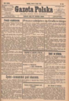 Gazeta Polska: codzienne pismo polsko-katolickie dla wszystkich stanów 1933.07.19 R.37 Nr165