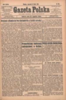 Gazeta Polska: codzienne pismo polsko-katolickie dla wszystkich stanów 1933.07.20 R.37 Nr166