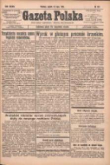 Gazeta Polska: codzienne pismo polsko-katolickie dla wszystkich stanów 1933.07.21 R.37 Nr167