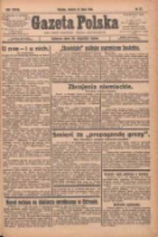 Gazeta Polska: codzienne pismo polsko-katolickie dla wszystkich stanów 1933.07.25 R.37 Nr171