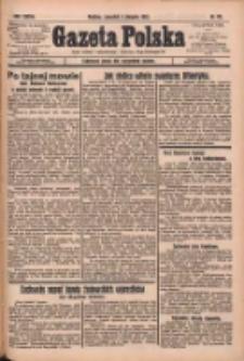 Gazeta Polska: codzienne pismo polsko-katolickie dla wszystkich stanów 1933.08.03 R.37 Nr179
