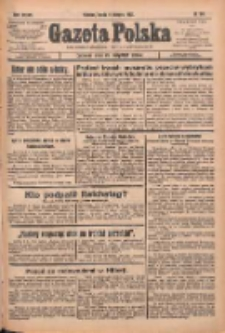 Gazeta Polska: codzienne pismo polsko-katolickie dla wszystkich stanów 1933.08.09 R.37 Nr184