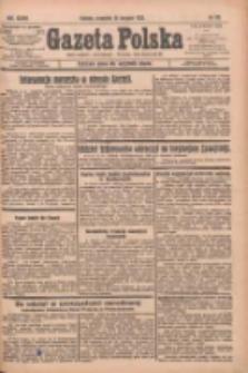 Gazeta Polska: codzienne pismo polsko-katolickie dla wszystkich stanów 1933.08.10 R.37 Nr185