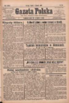 Gazeta Polska: codzienne pismo polsko-katolickie dla wszystkich stanów 1933.08.11 R.37 Nr186