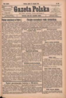 Gazeta Polska: codzienne pismo polsko-katolickie dla wszystkich stanów 1933.08.18 R.37 Nr191