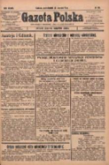 Gazeta Polska: codzienne pismo polsko-katolickie dla wszystkich stanów 1933.08.21 R.37 Nr193