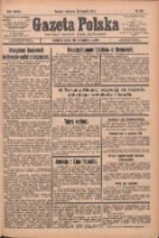 Gazeta Polska: codzienne pismo polsko-katolickie dla wszystkich stanów 1933.08.24 R.37 Nr196