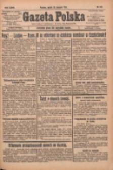 Gazeta Polska: codzienne pismo polsko-katolickie dla wszystkich stanów 1933.08.25 R.37 Nr197