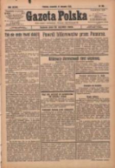 Gazeta Polska: codzienne pismo polsko-katolickie dla wszystkich stanów 1933.08.31 R.37 Nr202