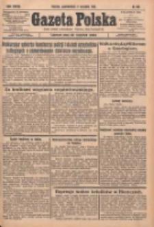 Gazeta Polska: codzienne pismo polsko-katolickie dla wszystkich stanów 1933.09.04 R.37 Nr205
