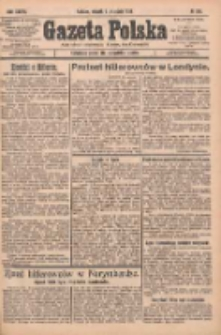 Gazeta Polska: codzienne pismo polsko-katolickie dla wszystkich stanów 1933.09.05 R.37 Nr206