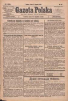 Gazeta Polska: codzienne pismo polsko-katolickie dla wszystkich stanów 1933.09.06 R.37 Nr207