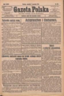 Gazeta Polska: codzienne pismo polsko-katolickie dla wszystkich stanów 1933.09.07 R.37 Nr208
