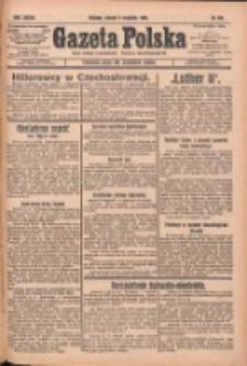 Gazeta Polska: codzienne pismo polsko-katolickie dla wszystkich stanów 1933.09.09 R.37 Nr210