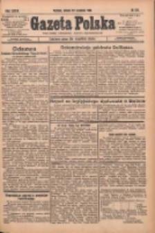 Gazeta Polska: codzienne pismo polsko-katolickie dla wszystkich stanów 1933.09.23 R.37 Nr222