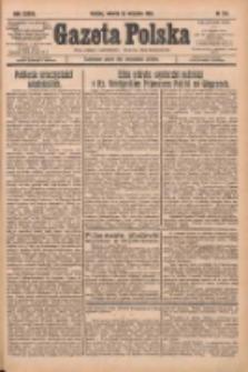 Gazeta Polska: codzienne pismo polsko-katolickie dla wszystkich stanów 1933.09.26 R.37 Nr224