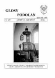 Głosy Podolan nr139