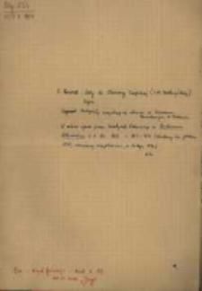 Listy Cypriana Kamila Norwida do Eleonory z Mielżyńskich Czapskiej z 1870 r. w odpisach Bolesława Erzepkiego