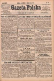 Gazeta Polska: codzienne pismo polsko-katolickie dla wszystkich stanów 1933.10.02 R.37 Nr229