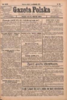 Gazeta Polska: codzienne pismo polsko-katolickie dla wszystkich stanów 1933.10.03 R.37 Nr230