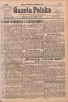 Gazeta Polska: codzienne pismo polsko-katolickie dla wszystkich stanów 1933.10.16 R.37 Nr241
