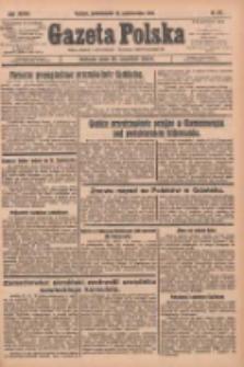 Gazeta Polska: codzienne pismo polsko-katolickie dla wszystkich stanów 1933.10.23 R.37 Nr247
