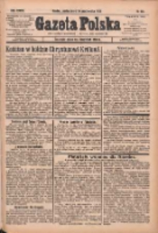 Gazeta Polska: codzienne pismo polsko-katolickie dla wszystkich stanów 1933.10.30 R.37 Nr253