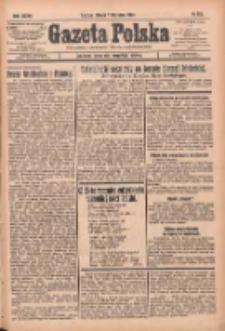 Gazeta Polska: codzienne pismo polsko-katolickie dla wszystkich stanów 1933.11.11 R.37 Nr263