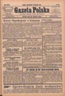Gazeta Polska: codzienne pismo polsko-katolickie dla wszystkich stanów 1933.11.13 R.37 Nr264