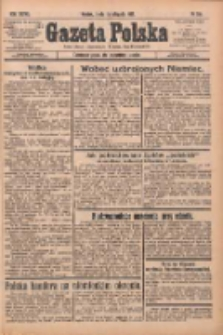 Gazeta Polska: codzienne pismo polsko-katolickie dla wszystkich stanów 1933.11.15 R.37 Nr266