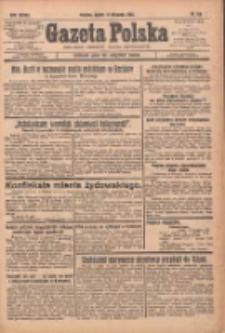 Gazeta Polska: codzienne pismo polsko-katolickie dla wszystkich stanów 1933.11.17 R.37 Nr268