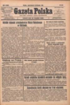 Gazeta Polska: codzienne pismo polsko-katolickie dla wszystkich stanów 1933.11.20 R.37 Nr270