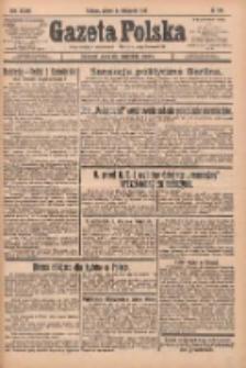 Gazeta Polska: codzienne pismo polsko-katolickie dla wszystkich stanów 1933.11.24 R.37 Nr274