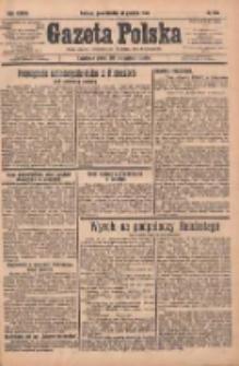 Gazeta Polska: codzienne pismo polsko-katolickie dla wszystkich stanów 1933.12.18 R.37 Nr293