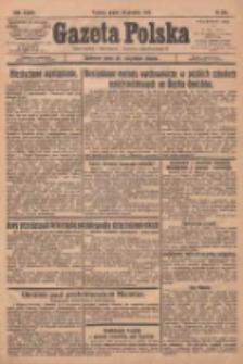 Gazeta Polska: codzienne pismo polsko-katolickie dla wszystkich stanów 1933.12.29 R.37 Nr301