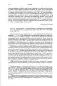 Harald Zimmermann, Der Deutsche Orden im Burzenland. Eine diplomatische Untersuchung, Köln-Weimar-Wien 2000