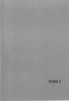 Tom 1: Fragmenty dziejów Słowiańszczyzny zachodniej