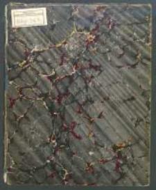 Zbiór wierszy głównie politycznych, z 2 połowy XVIII w. do ok. 1825 r.